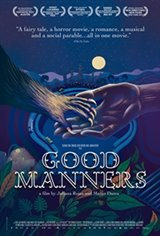 Good Manners Large Poster