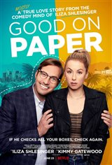 Good on Paper (Netflix) Movie Poster