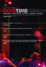 Good Time Movie Poster Movie Poster