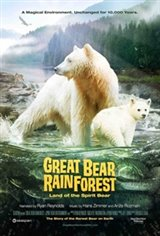 Great Bear Rainforest: The IMAX 3D Experience Movie Poster