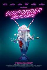 Gunpowder Milkshake (Netflix) Movie Poster