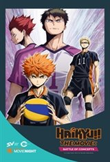 Haikyu!! The Movie: Battle of Concepts Movie Poster