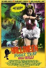 Halloween Pussy Trap Kill! Kill! Movie Poster