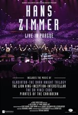 Hans Zimmer: Live in Prague Large Poster