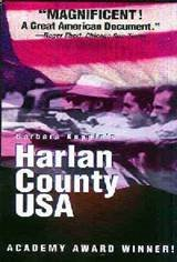 Harlan County, USA Movie Poster