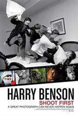 Harry Benson: Shoot First Movie Poster