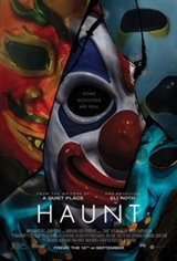 Haunt Movie Poster