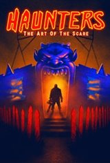 Haunters: The Art of the Scare Large Poster