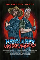 Hawk & Rev: Vampire Slayers Movie Poster