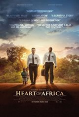 Heart of Africa Large Poster