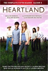Heartland: The Complete  Fifth Season Movie Poster