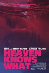 Heaven Knows What Large Poster