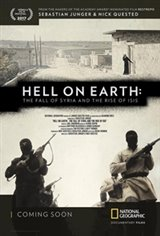 Hell on Earth: The Fall of Syria and the Rise of ISIS Movie Poster