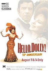 Hello, Dolly! 50th Anniversary (1969) presented by TCM Movie Poster