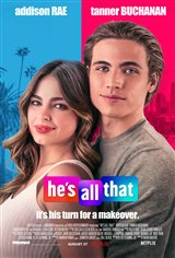 He's All That (Netflix) Movie Poster