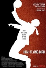 High Flying Bird Large Poster