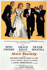 High Society (1956) Movie Poster