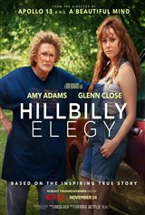 Hillbilly Elegy (Netflix) Movie Poster