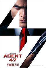 Hitman: Agent 47 Movie Poster Movie Poster