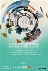 Horizon Large Poster