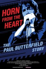 Horn from the Heart: The Paul Butterfield Story Movie Poster