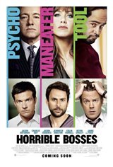 Horrible Bosses Large Poster