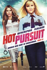 Hot Pursuit Movie Poster