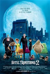 Hotel Transylvania 2 Movie Poster