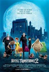 Hôtel Transylvanie 2 Movie Poster