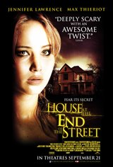 House at the End of the Street Movie Poster