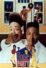 House Party Movie Poster