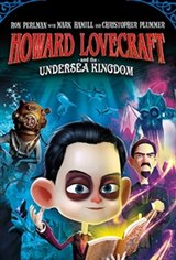Howard Lovecraft and the Undersea Kingdom Movie Poster