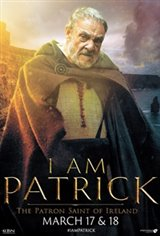 I AM PATRICK Large Poster
