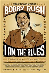 I Am the Blues Movie Poster