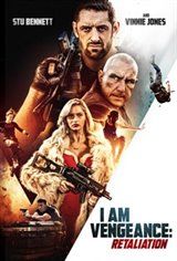 I Am Vengeance: Retaliation Large Poster