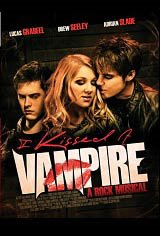 I Kissed a Vampire Movie Poster