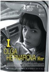 I, Olga Hepnarova (Já, Olga Hepnarová) Movie Poster