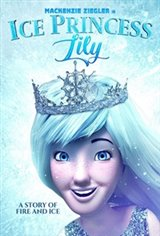 Ice Princess Lily Large Poster