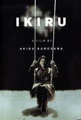 Ikiru Movie Poster