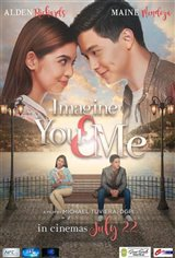 Imagine You & Me Movie Poster