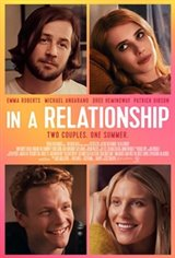 In a Relationship Large Poster
