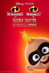 Incredibles Double Feature: The IMAX Experience Movie Poster