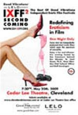 Independent Erotic Film Festival: Second Coming Movie Poster