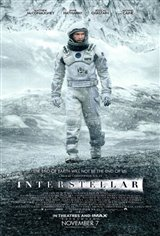 Interstellar Large Poster