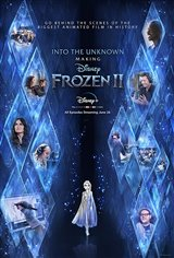 Into the Unknown: Making Frozen 2 (Disney+) Movie Poster
