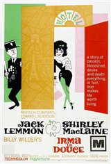 Irma La Douce Movie Poster
