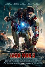 Iron Man 3 Large Poster