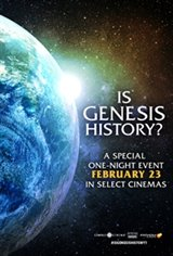 Is Genesis History? Movie Poster