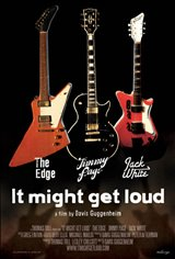 It Might Get Loud Large Poster