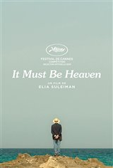It Must Be Heaven Movie Poster